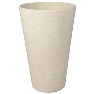 "5"" - 12 oz Cup - Laser Engraved Bamboo Fiber Product"