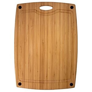 "13"" x 18"" - Dishwasher Safe Bamboo Cutting Boards - Laser Engraved Wood"
