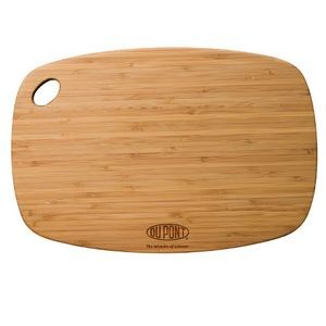 "12"" x 17"" - Dishwasher Safe Bamboo Cutting Boards - Laser Engraved Wood"