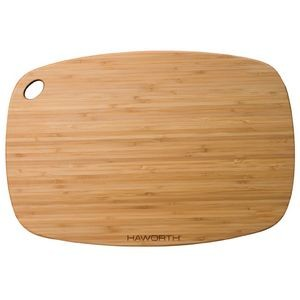 "9"" x 13.5"" - Dishwasher Safe Bamboo Cutting Boards - Laser Engraved Wood"